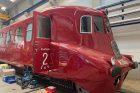 Renovovaný vlak Slovenská strela