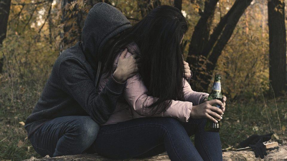 alkoholismus, závislost