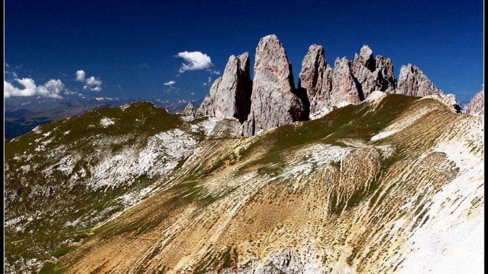 Barvy Dolomit