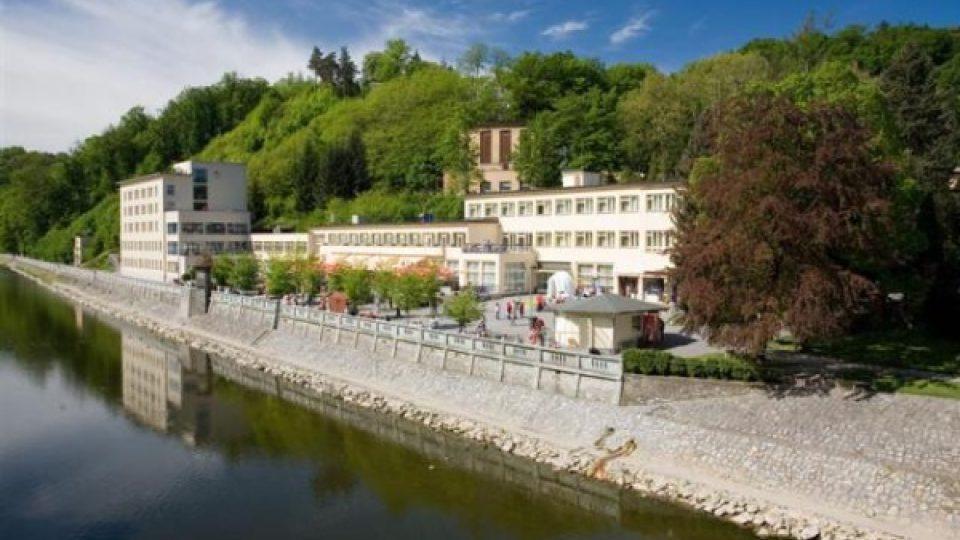 V sanatoriu Bečva je kromě jiného umístěna také chlouba lázní Teplice nad Bečvou – špičkové kardiorehabilitační centrum evropské úrovně