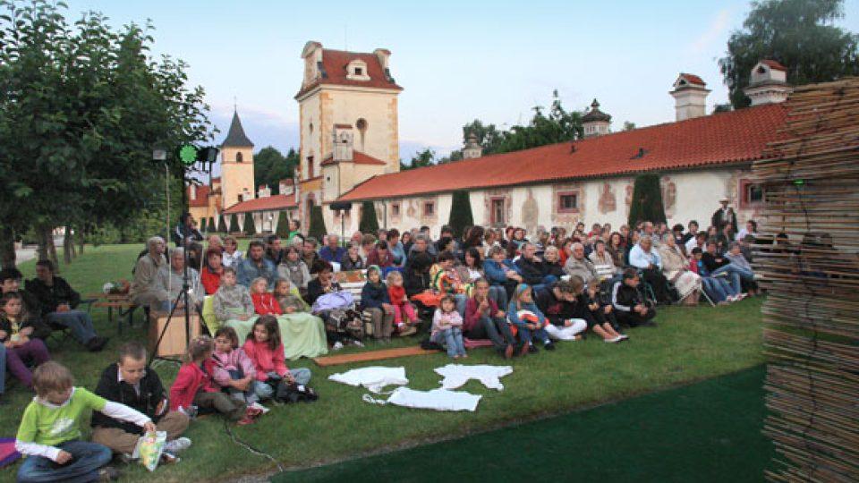 Divadlo na zámku Kratochvíle