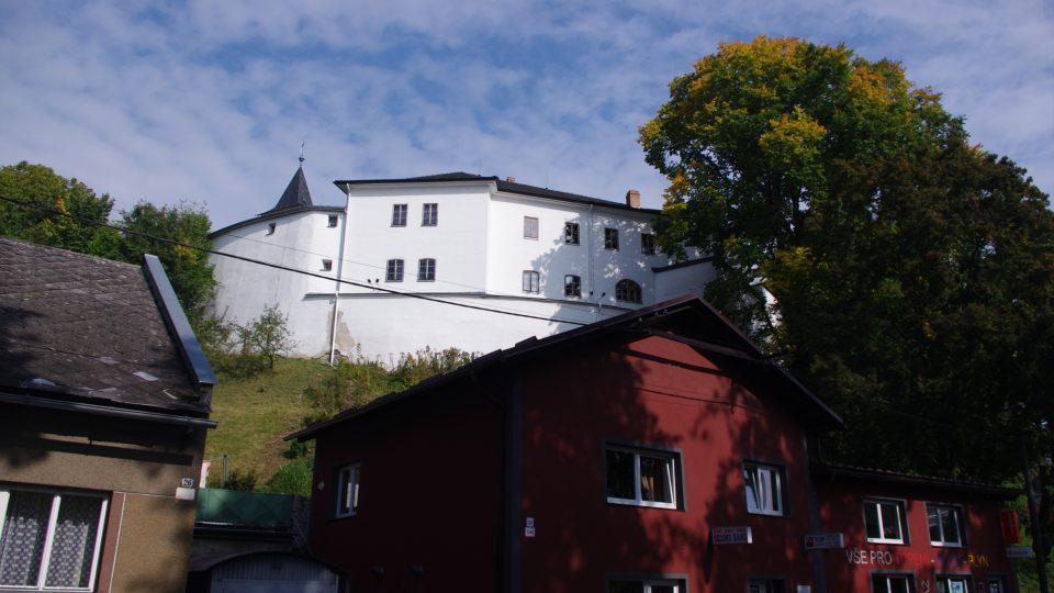 Zábřežský hrad