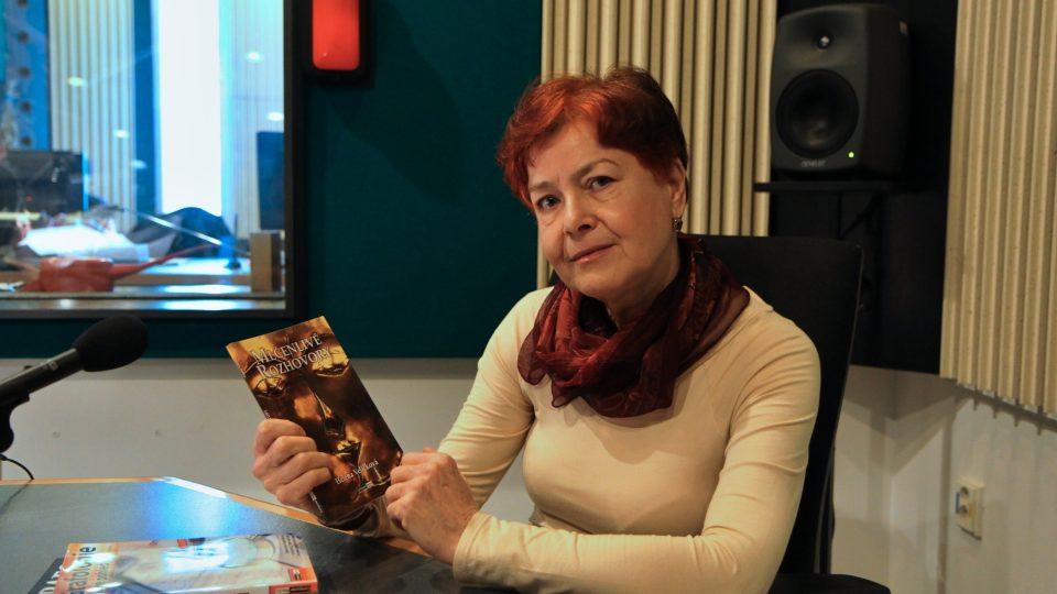 Grafoložka Helena Veličková