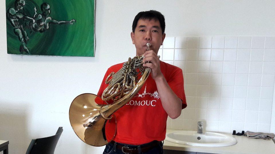 Eiichi Sato, Letní škola slovanských studií