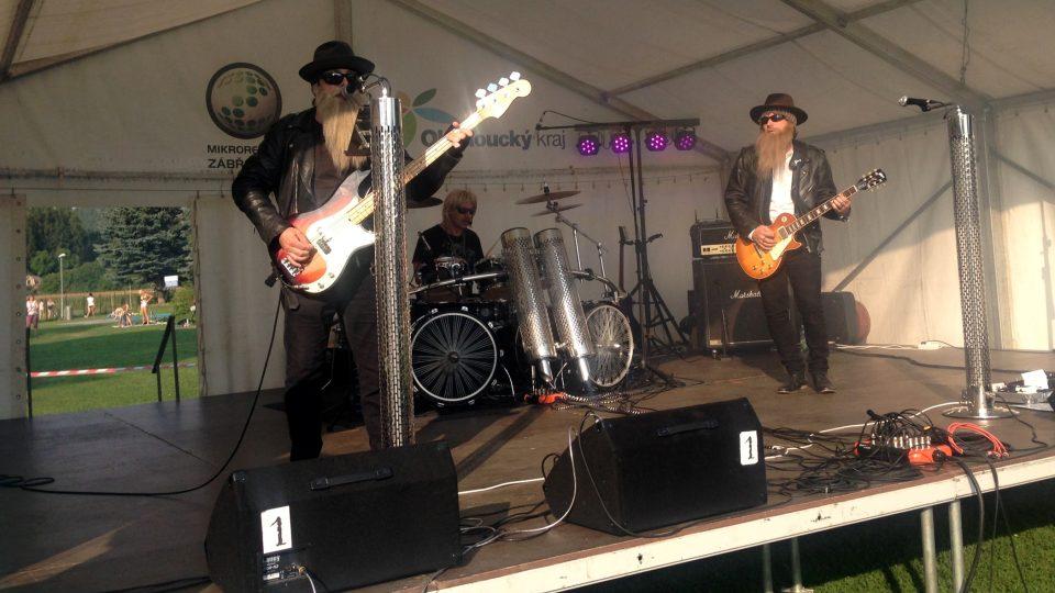 ZíZí Top – Czech Revival Band