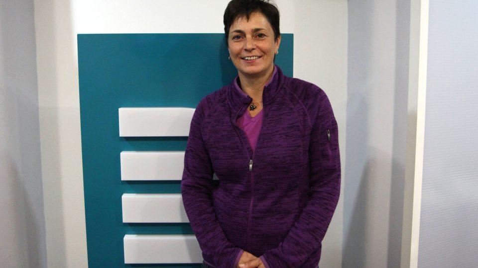 Renata Čechová, zakladatelka lesní školky v Novém Malíně