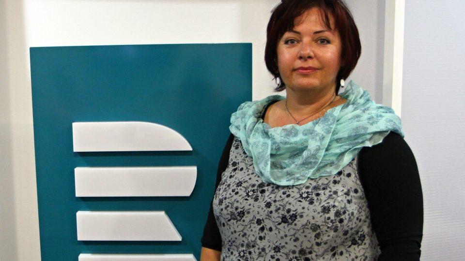 Blanka Orságová, organizátorka ženských kruhů