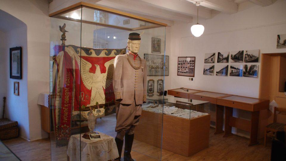 Muzeum obce zde založili už před mnoha lety na popud agilních učitelek