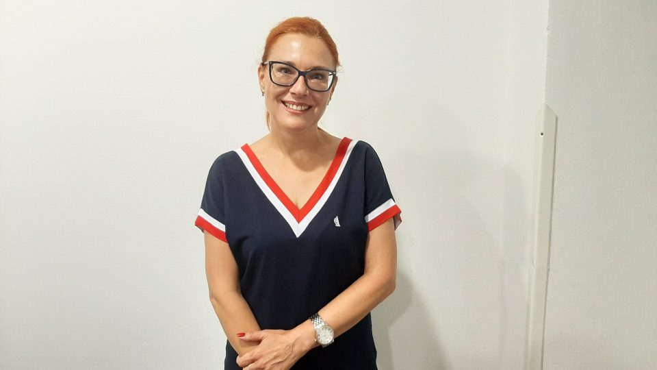 Zuzana Majerová Zahradníková (Trikolóra hnutí občanů)