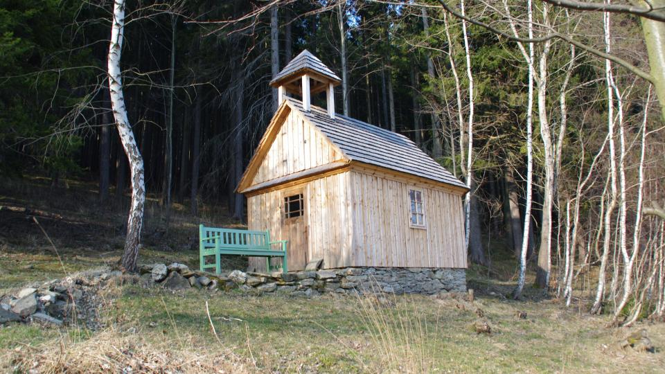 Kaple Panny Marie Sněžné ve Vlčím Zejfu