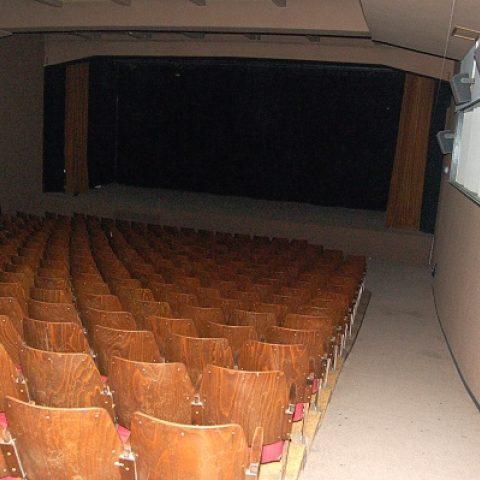 Kino Světozor - velký sál před rekonstrukcí