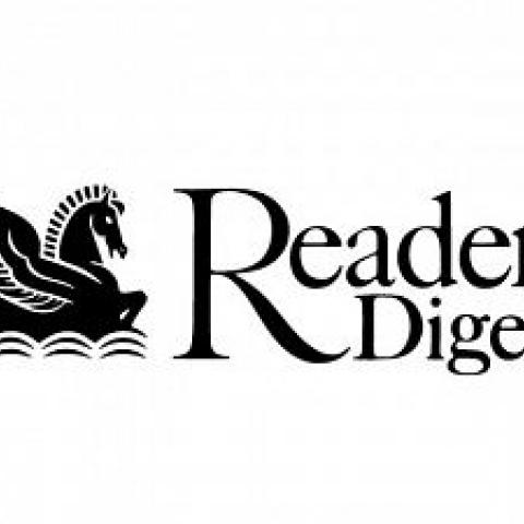 Readers Digest - logo