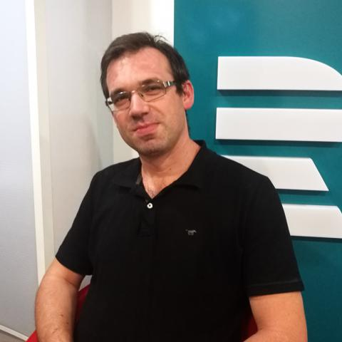 Doc. Filip Ščerba z Právnické fakulty UP