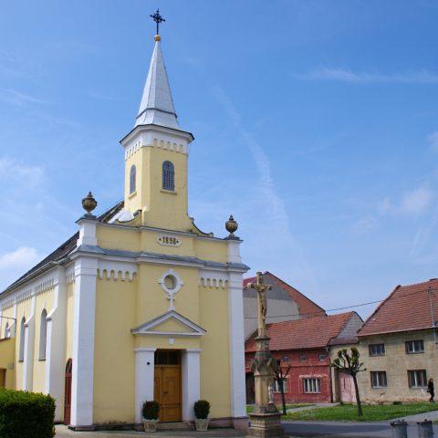 Kaple sv. Floriána z roku 1898, Ivaň