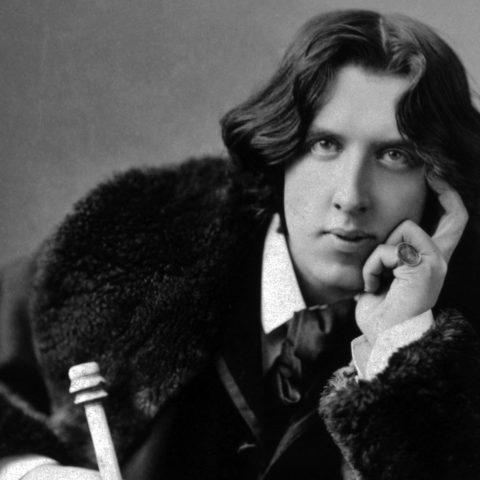 Oscar Wilde (kolem roku 1882)