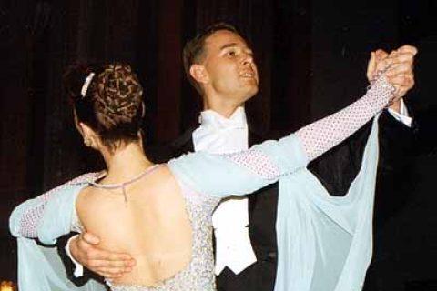 Standardní společenské tance
