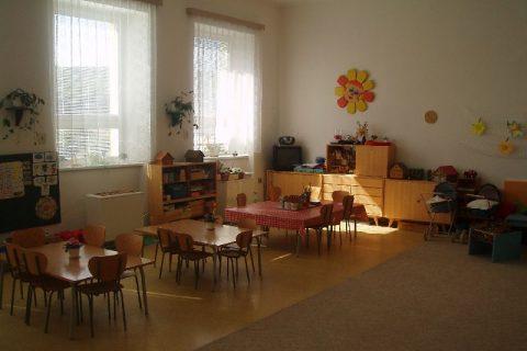 Školka v Řepově na Mladoboleslavsku