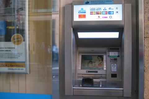 bankomat Praha