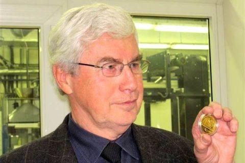 Astronom Jiří Grygar