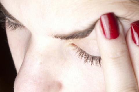 Bolest hlavy (ilustrační foto)