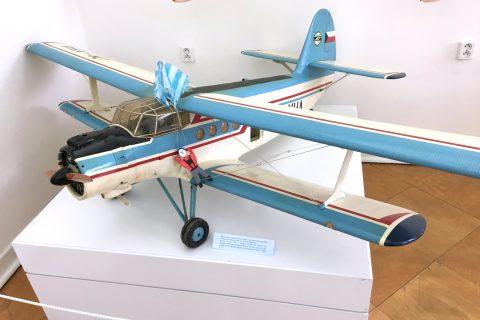 Výstava modelů ve Valašském Meziříčí