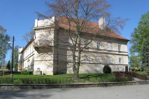 Zámek v Laškově