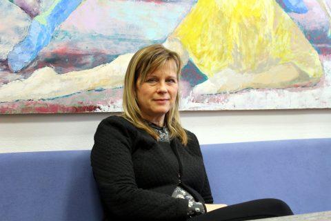 Zuzana Hrubošová, ředitelka ZUŠ Miloslava Stibora v Olomouci