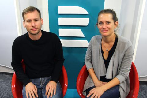 Lenka Jorníčková a Honza Malý se podělili o své zkušenosti z roční cesty kolem světa