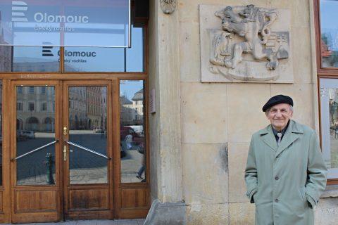 Historie domu na Horním náměstí 21 v Olomouci - historik Milan Tichák