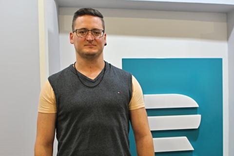 Šéfkuchař Vítězslav Čuda v Českém rozhlase Olomouc