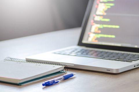 notebook, zápisník