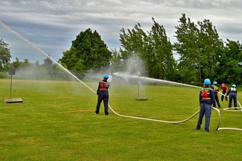 Dobrovoní hasiči (ilustrační foto)