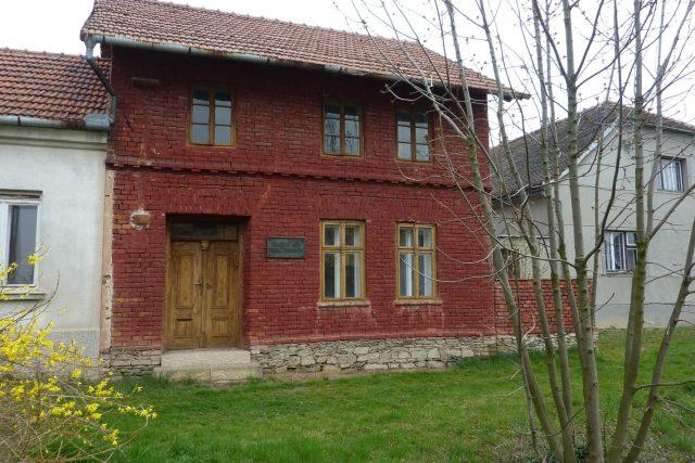 Pamětní síň Petra Bezruče v Kostelci na Hané