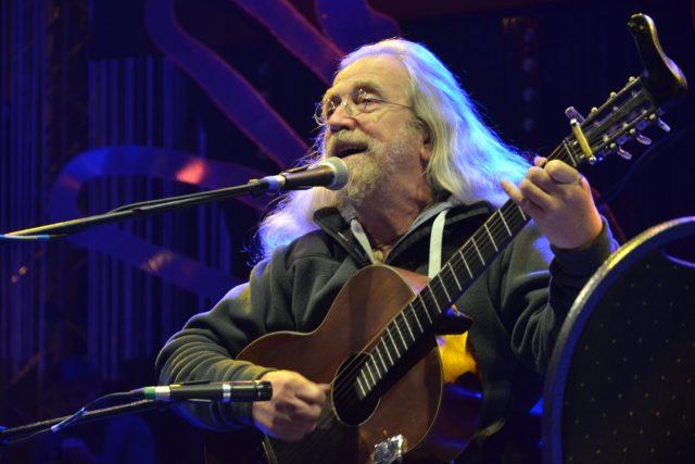 Jaroslav Hutka,  koncert ČRo Znovu 89 | foto: Prokop Havel,  Český rozhlas