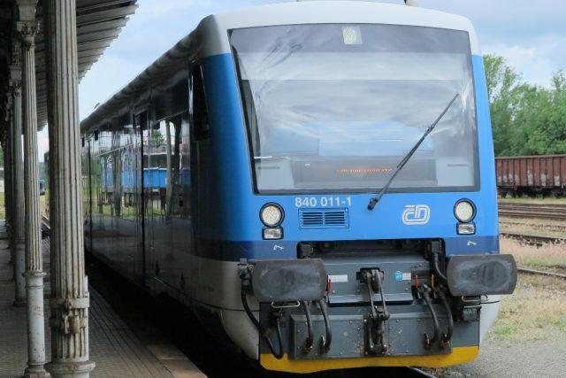 Vlak (ilustrační foto)