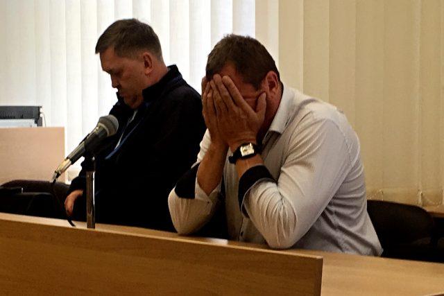 Marek Dostál u Okresního soudu v Přerově