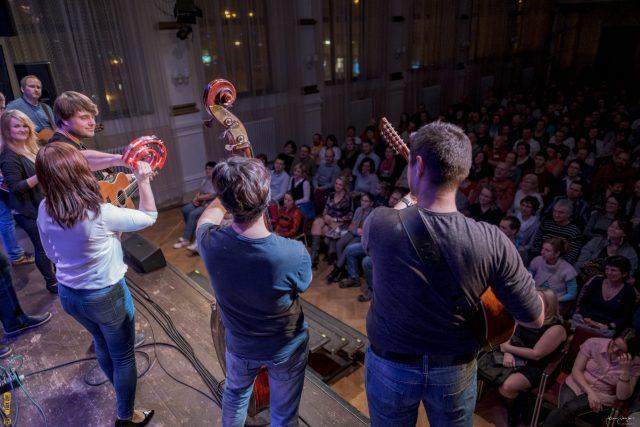 Folkovou skupinu Marien drží pohromadě rodinné a kamarádské vazby