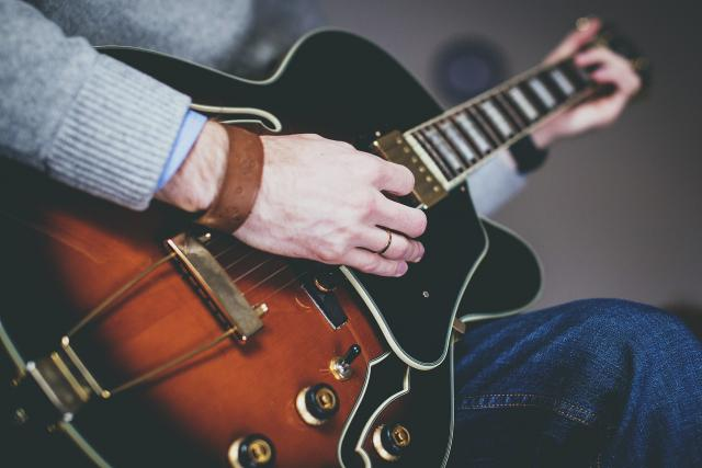 kytara, kytarista, hudba