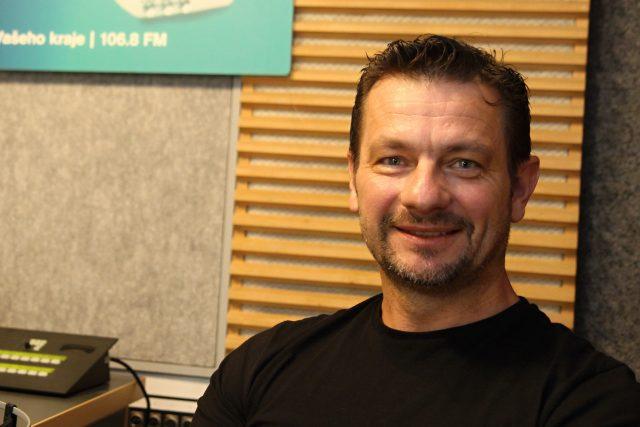 zpěvák Jan Mlčoch